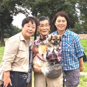 愛犬撮影&ご家族記念撮影