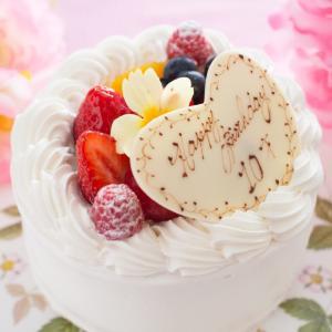 誕生日にフルオーダーのバースデーケーキ注文したら