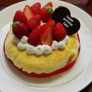 今日はTakaの誕生日