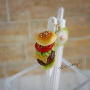 かぶりつきたい!ハンバーガー