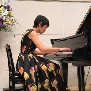 ピアノ発表会 大盛会で終えることができました。