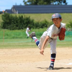 7月7日 第34回読売学童野球新潟県大会