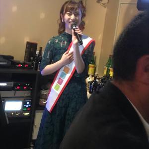藤井香愛さん  歌手