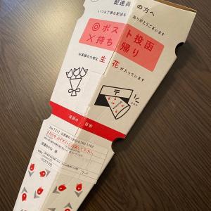 ポストにお花が届く定期便【bloomee】
