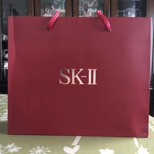 コストコで買うより安く買えたSK-II ♪