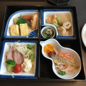 夢乃井さんの朝食は♪
