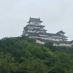 姫路城にちょこっと寄り♪
