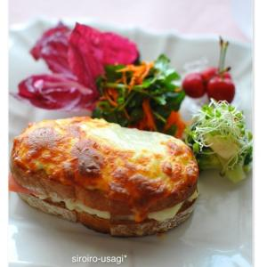 croque-monsieur❤️