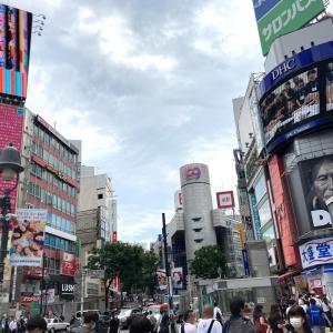 久々の渋谷&マインドブロックバスター®のブロック解除体験でした♪