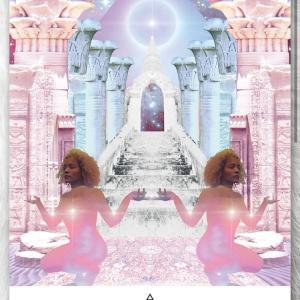 【内なる神殿】8月3日(火)パズルのピースついにハマって自分の場所がわかりました。