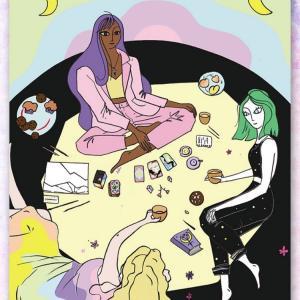Maijiさんの占星術のセッションを受けました☆