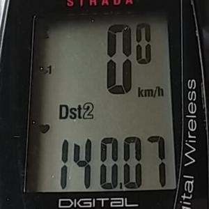 7日間ローラーに毎日20キロ乗った結果