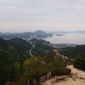 しまなみ海道 因島一周と白滝山ヒルクライム