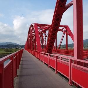 ガッカリの連続 四万十川沈下橋ポタ 94キロ