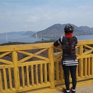 しまなみ海道 伯方島一周と開山ヒルクライム
