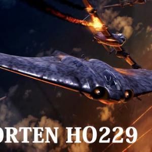 ホルテンHo229の夜戦バージョンが144スケールで登場