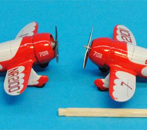 【極小!】ドラウィングスからビージーレーサーのプラモデルが発売