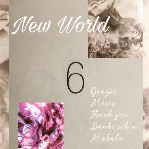 New world!〜世界観を表現