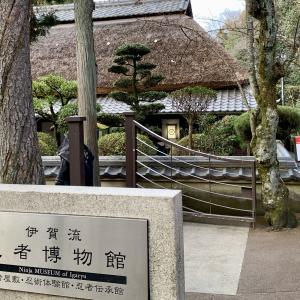 伊賀流 『 忍者博物館 』
