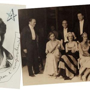 ジャンコクトーと南仏イエール・ノアイユ子爵夫妻