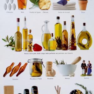 Saveurs de Provence 南仏イエールから 南仏の特産品紹介。