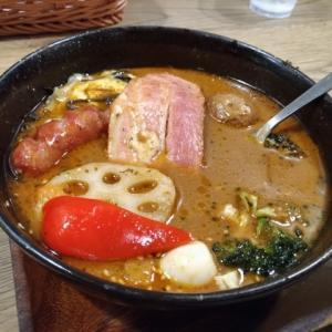 札幌すすきGARAKUのスープカレー