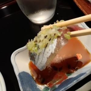 秋刀魚も寿司も美味しかった「鮨金総本店」