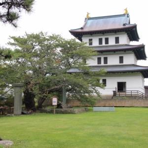 越前城と藩屋敷に行きました