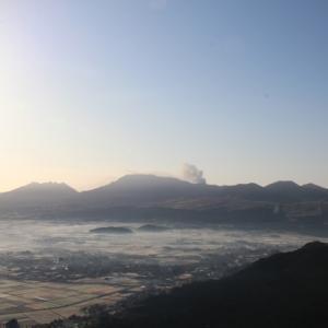 阿蘇中岳噴火中