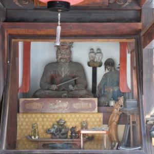 閻魔大王が祀られる寺「円龍寺」