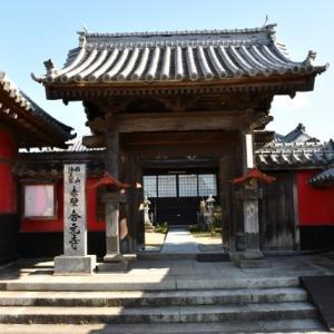 血塗られた壁の「合元寺」