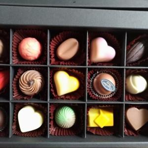 博多のチョコの始まりはここから「チョコレートショップ」
