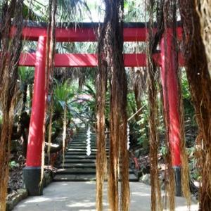 本土最南端佐多岬にある「御崎神社」