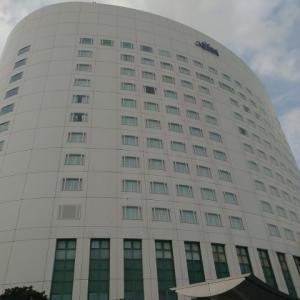 ホテル京セラに初宿泊