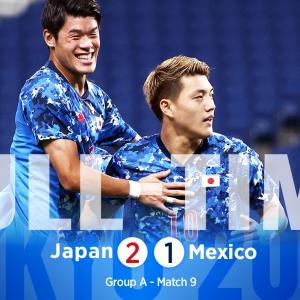日本代表戦「MVPは主審です!」