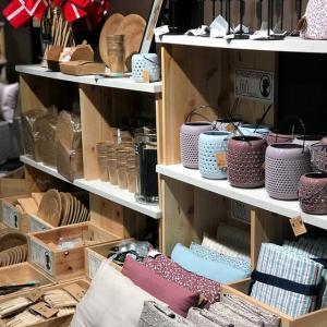 ガーデニングやピクニックグッズがいっぱいの3月の北欧プチプラ雑貨店