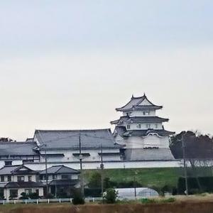 秋の関宿城