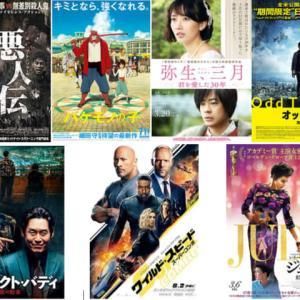 【近未来二番館】のお知らせと4月に見た映画