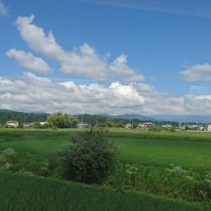 青空と野岩鉄道