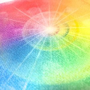 自分自身に意識を向ける~虹色ことだまアート®グループレッスン