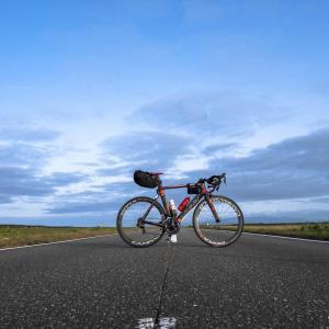 ROADRO de 北海道 第4ステージ!25キロでローテだよ!?エサヌカ線を越えて熊注意!の巻