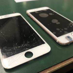 iPhone6Sのフロントパネルを交換しました!まだまだ現役です!