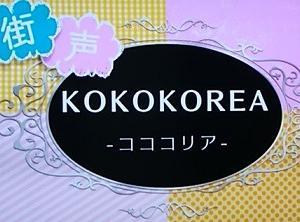 テレビでハングル講座 第15課  KOKOKOREA コココリアのコーナー