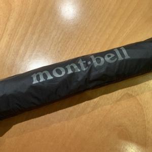アウトドアメーカーの折畳み傘