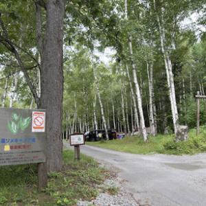 半年ぶりのキャンプ、避暑キャンプ、高ソメキャンプ場、その1