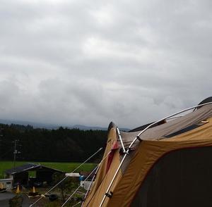 GW前半キャンプ、こんなところで渋滞とは、おいしいキャンプ場、その4