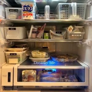 冷蔵庫収納(まゆしば家)