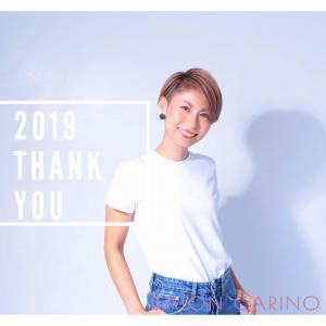 2019年ありがとう♡