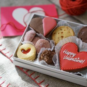 バレンタインにDEAN&DELUCAのクッキー詰め合わせを一工夫♪