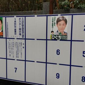 最高に泥沼の戦い、千代田区長選挙と区議補欠選挙が面白い